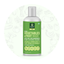 Organic Harvest Vegetables & Fruits Wash,  500ml.