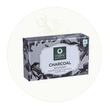 Organic Harvest Charcoal Bathing Bar, 110gm.