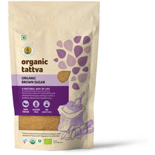 Organic Brown Sugar 500g.