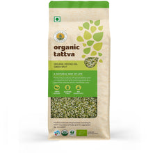 Organic Moong Dal Green Split (500g).