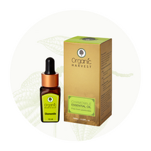Organic Harvest Chamomile Essential Oil, 10ml.