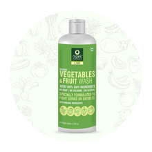 Organic Harvest Vegetables & Fruits Wash, 200 ml.