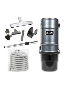 Beam Classic SC200B with Beam deluxe air kit for hard surfaces