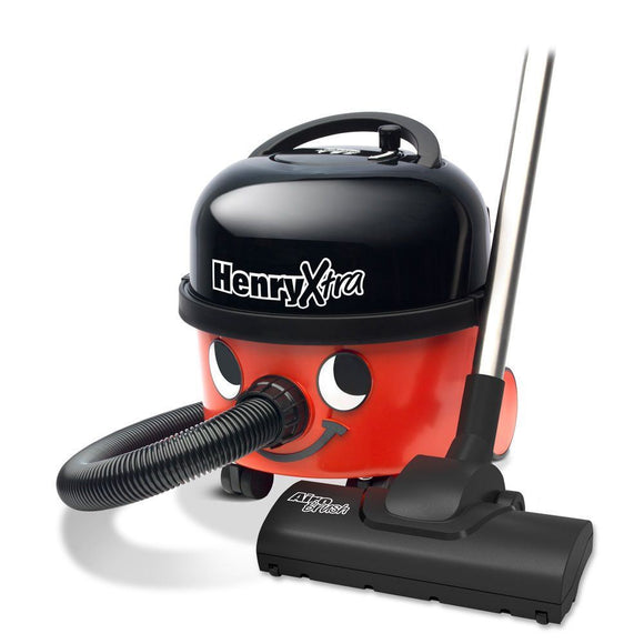 Numatic Henry Extra with turbo brush HVX 200