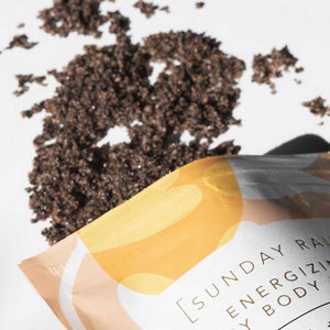 Coffee + Vanilla Dry Body Scrub - SupplyDrop