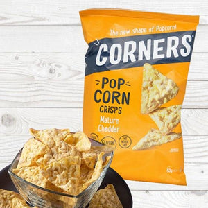Corners Pop Corn - Mature Cheddar - SupplyDrop