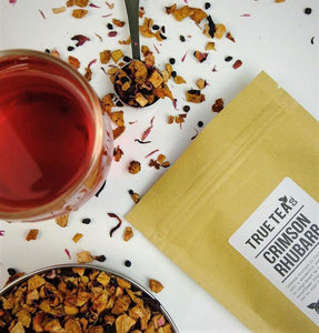 Crimson Rhubarb Tea - SupplyDrop