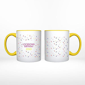 Lockdown Birthday Mug - SupplyDrop