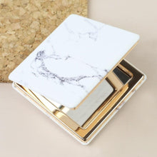 Load image into Gallery viewer, Marble Compact Mirror - SupplyDrop