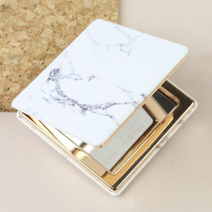 Marble Compact Mirror - SupplyDrop