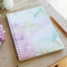 Load image into Gallery viewer, Pastel Spiral Notebook - SupplyDrop