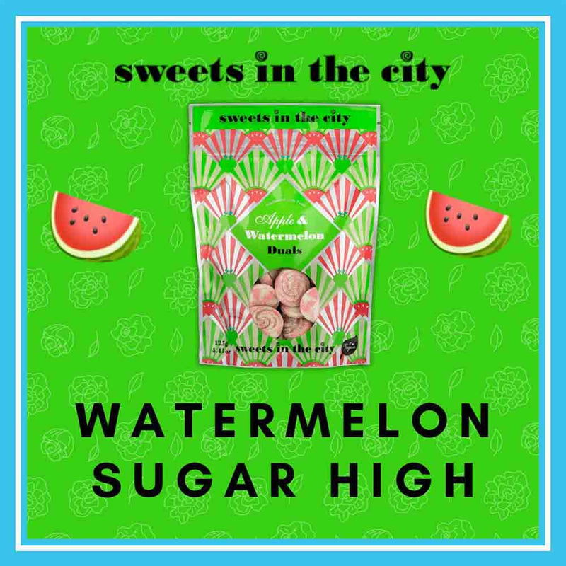 Sweets In The City - Apple & Watermelon Duals - SupplyDrop