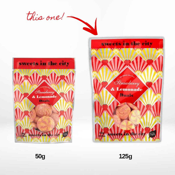 Sweets In The City - Strawberry & Lemonade Duals - SupplyDrop