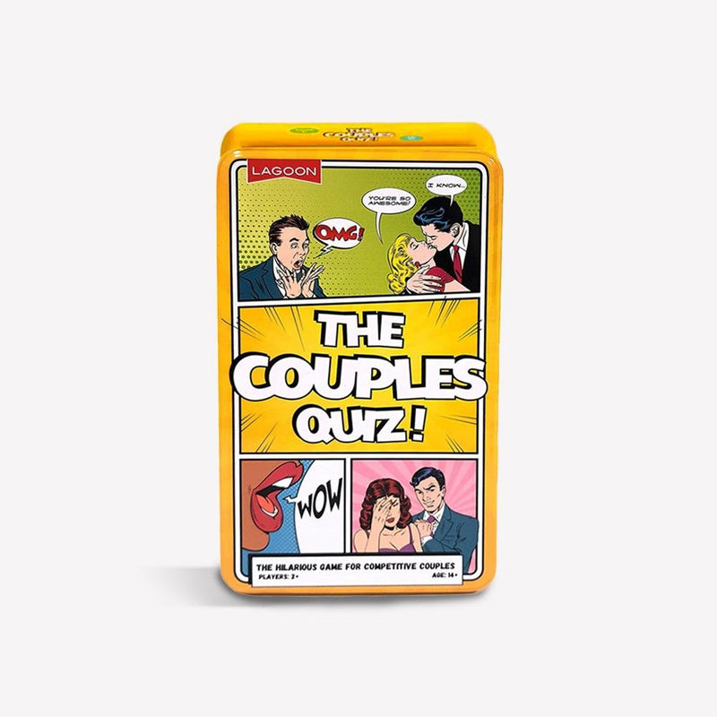 The Couples Quiz - Wonder & Awe