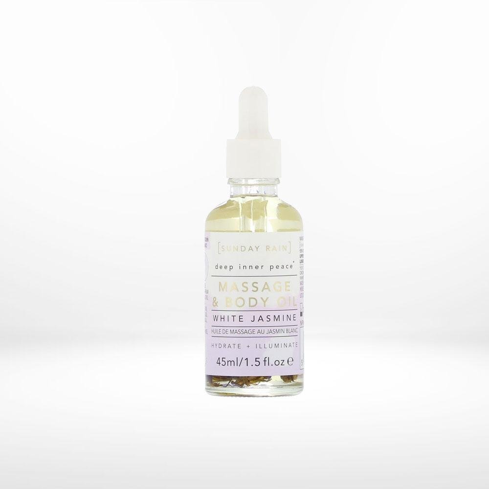 White Jasmine Body Oil - SupplyDrop