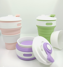 Load image into Gallery viewer, Collapsible Cup 350ml
