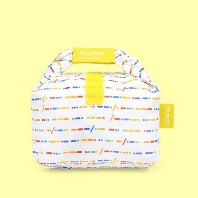 Pockeat Food Bag | Rainbow Code 彩虹密語(新花色)