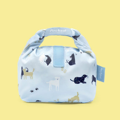 Pockeat Food Bag | Believe in animals 相信動物