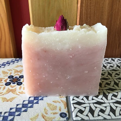 Artisan's Garden Bar Soap - Rose Geranium