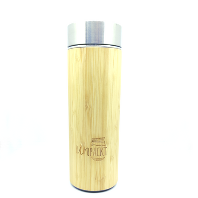 Bamboo Vacuum Insulated Bottle 380ml