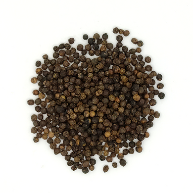 Organic Whole Black Peppercorn Tellicherry