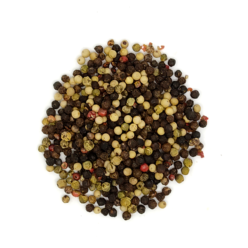 Four Pepper Blend Gourmet Peppermill
