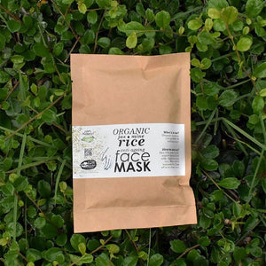 Happy Earth Rice Powder Mask