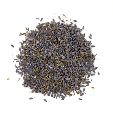 Lavender Tea Leaves