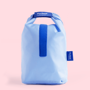 Pockeat Food Bag | Monday Blue 星期一藍