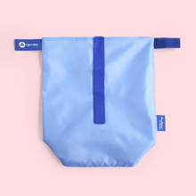 Load image into Gallery viewer, Pockeat Food Bag | Monday Blue 星期一藍