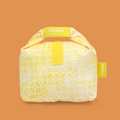 Pockeat Food Bag | Iron grille 鐵窗花