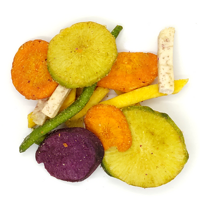 Vegetable Chips Medley