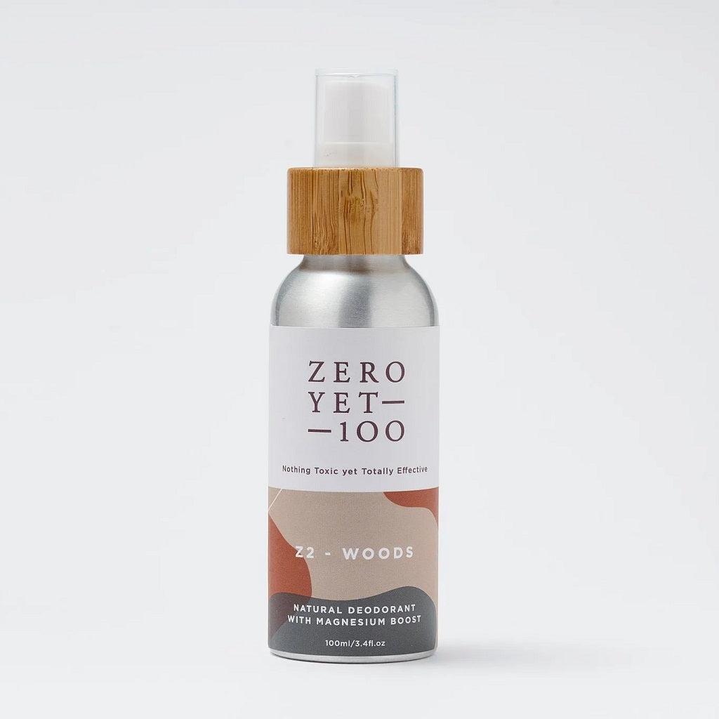 Z2 Woods Deodorant Spray – 100ml