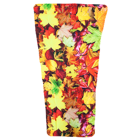Autumn Leaves Prosthetic Suspension Sleeve Cover