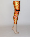 Happy Halloween Prosthetic Suspension Sleeve Cover