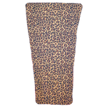Leopard Prosthetic Suspension Sleeve Cover