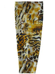 animal print prosthetic suspension sleeve cover