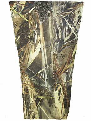 cornfield camouflage prosthetic suspension sleeve cover