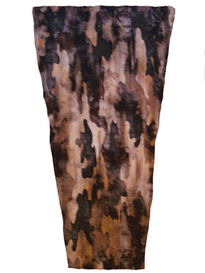 mudslide camouflage prosthetic suspension sleeve cover