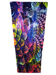 coral reef rainbow prosthetic suspension sleeve cover
