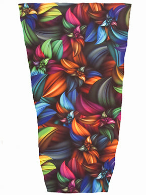 deep bloom prosthetic suspension sleeve cover
