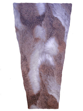 fur prosthetic suspension sleeve cover