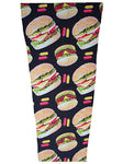cheeseburger pediatric prosthetic suspension sleeve cover