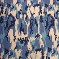 Blue Camouflage Prosthetic Laminating Sleeve