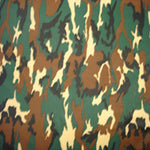 Green Camouflage Prosthetic Laminating Sleeve