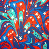 flag star spangled laminating sleeve