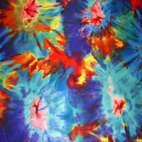 tye dye laminating sleeve