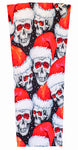 Red Santa Prosthetic Suspension Sleeve Cover