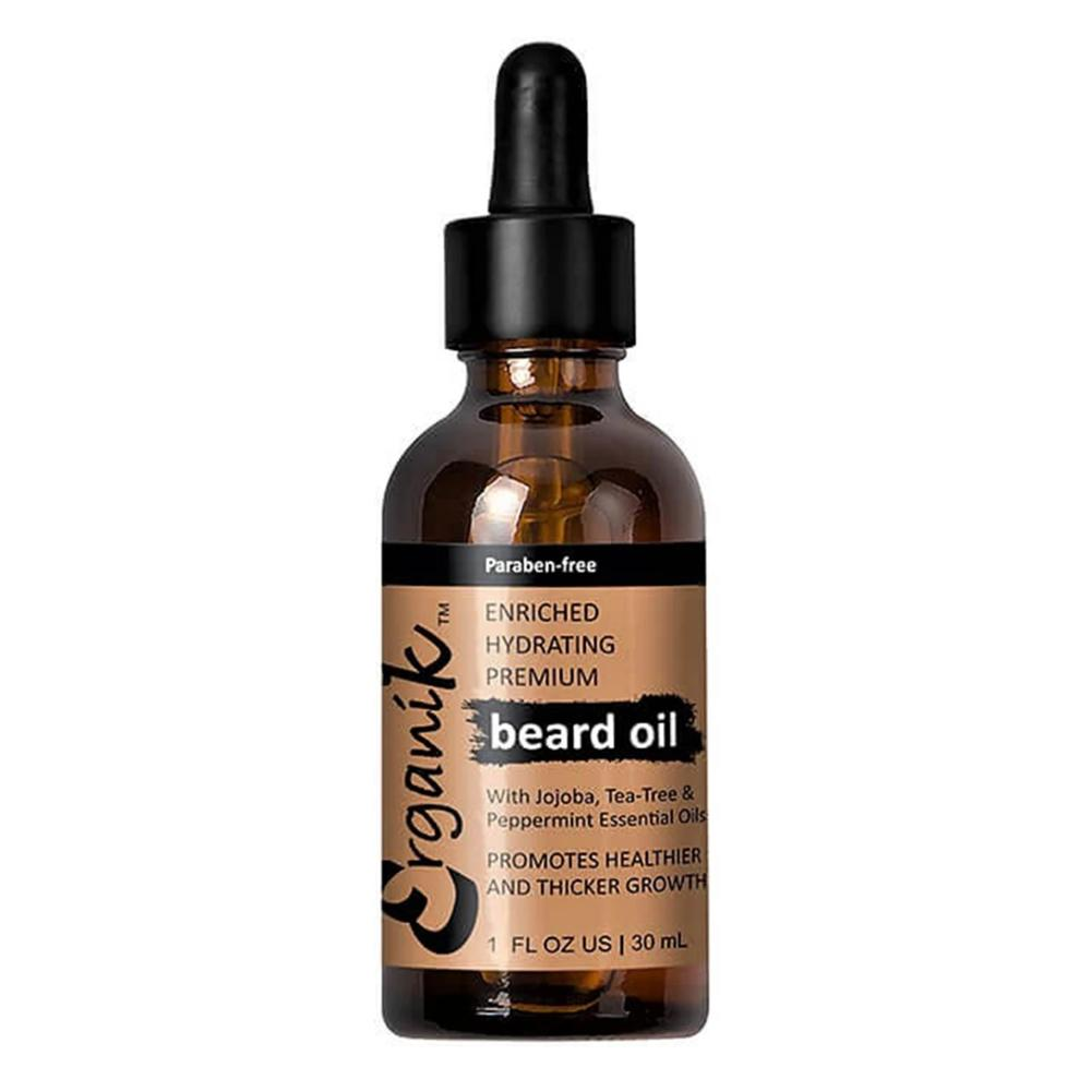 Erganik premium beard oil