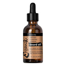 Load image into Gallery viewer, Erganik premium beard oil